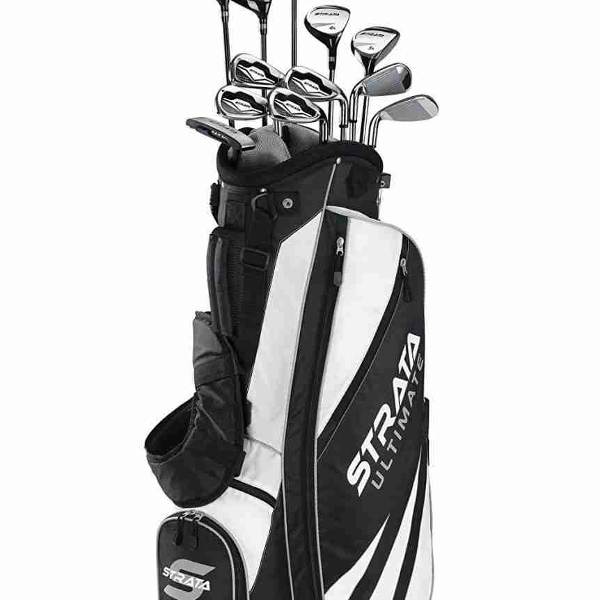 best golf clubs for beginners to intermediates