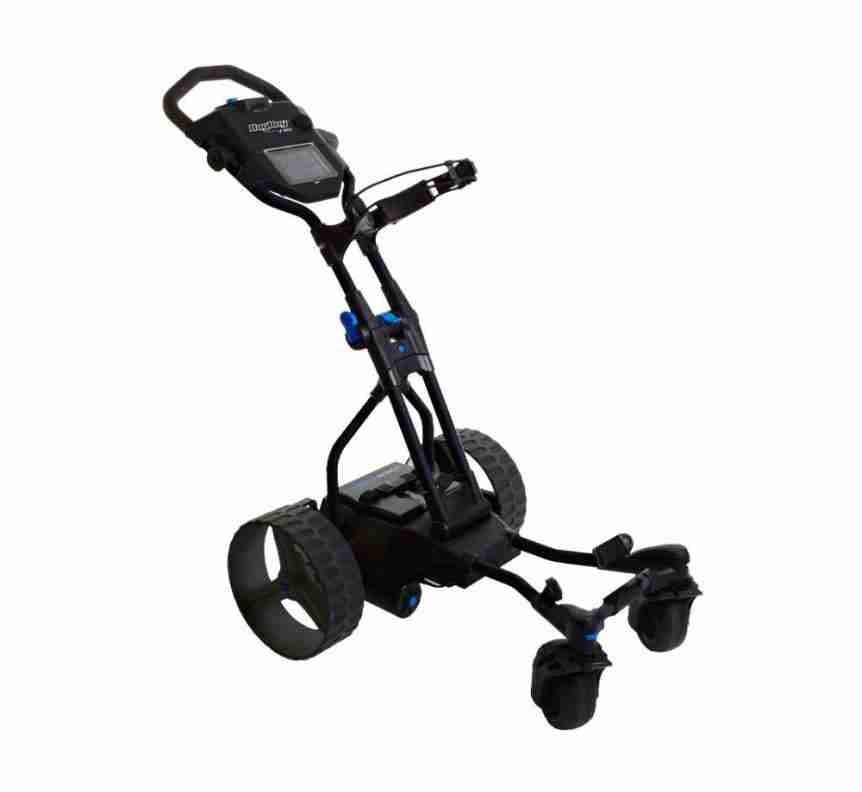 Best motorized push cart
