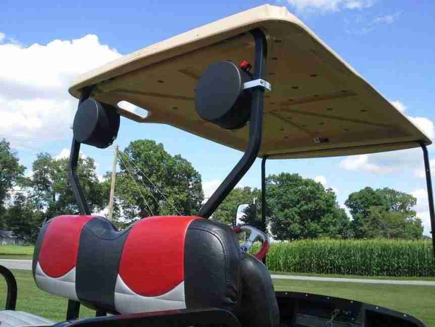 Best Bluetooth Speakers For Golf Cart