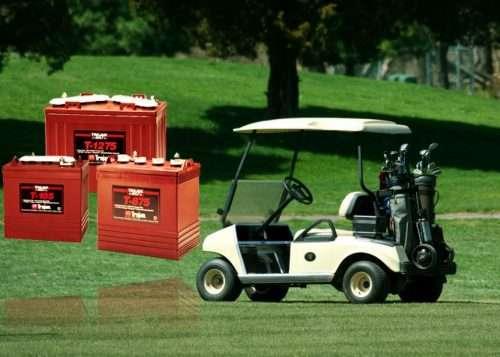 Best Battery for Golf Cart