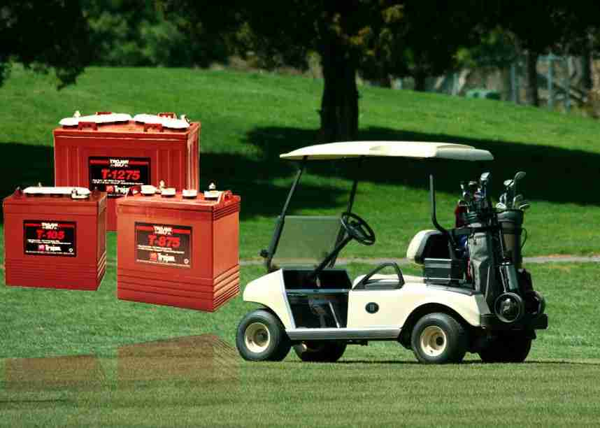 Best Battery for Golf Cart