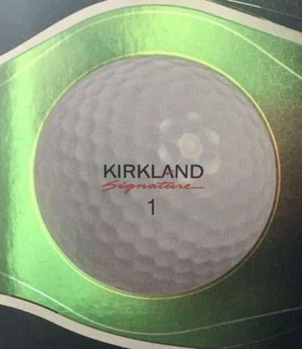 Kirkland Golf Balls Review